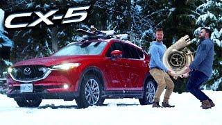 2019 Mazda CX-5 Review // It