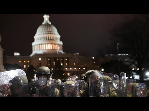 تعزيزات أمنية كبيرة في واشنطن تأهبا لمراسم تنصيب جو بايدن  - نشر قبل 18 دقيقة