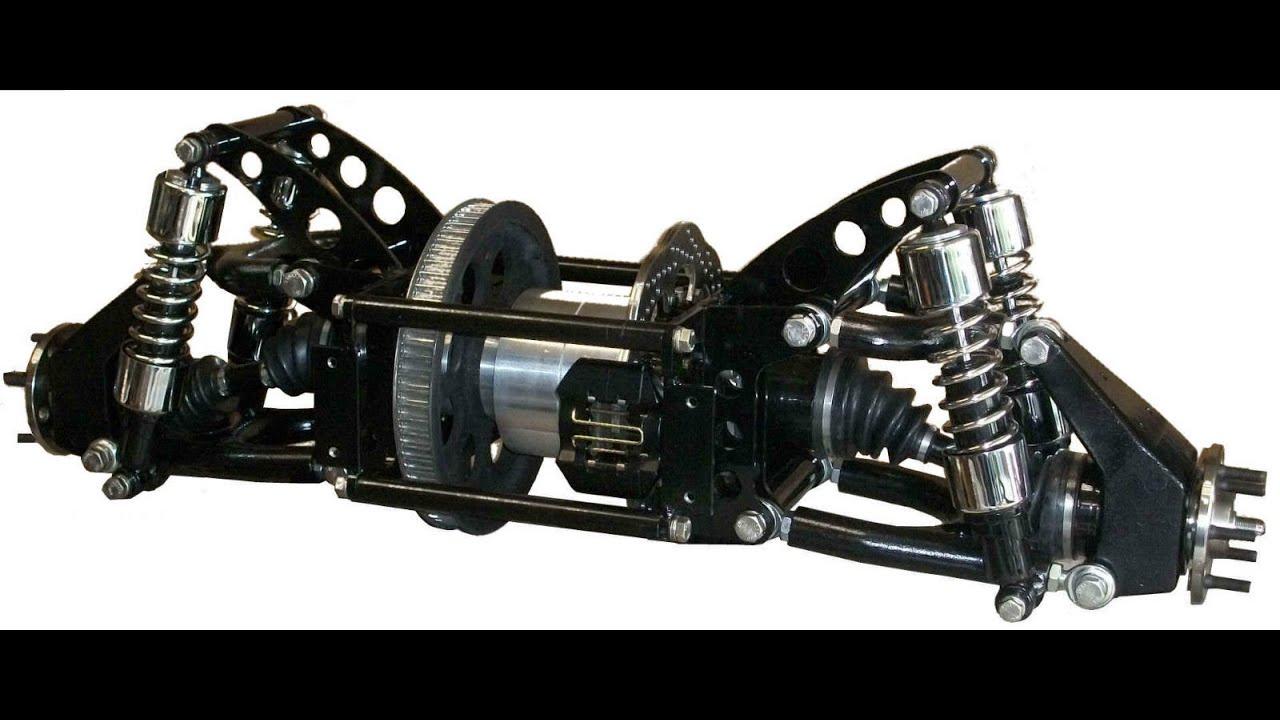 2008 Yamaha V-Star 1100 Trike conversion Build Part 2