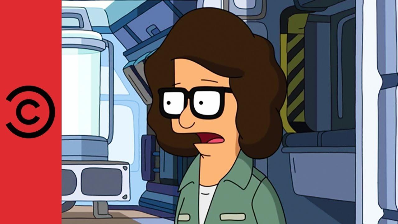 Alien The Bob S Burgers Reboot Comedy Central Youtube