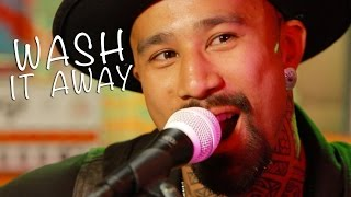 "NAHKO - ""Wash It Away"" (Live from California Roots 2015) #JAMINTHEVAN"