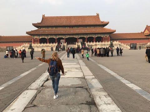 Beijing, de Chineze Muur en de Verboden stad || rasq