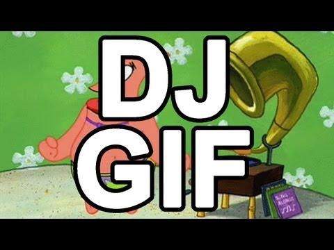 DJ GIF!