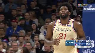 Philadelphia 76ers vs. Indiana Pacers | November 30, 2019