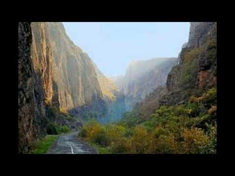 Красивая и великолепный природа Армении