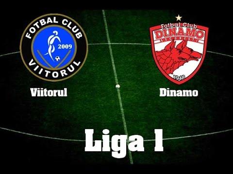Liga 1, etapa 14: Dinamo - FC Viitorul 3-2 — FC Viitorul |Viitorul Dinamo