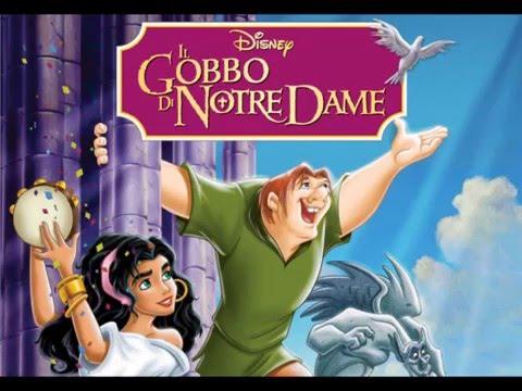 Le Campane di Notre Dame (karaoke) - Il gobbo di Notre Dame