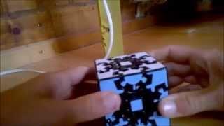 Rubik's Gear Cube Solve