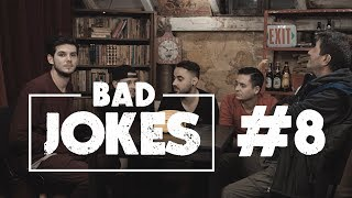 BAD JOKES 8 #NoapteaTârziu | Cuza & Quick VS Radu Pietreanu & George Tanase