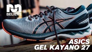 ASICS GEL-Kayano 27 Video Performance Review