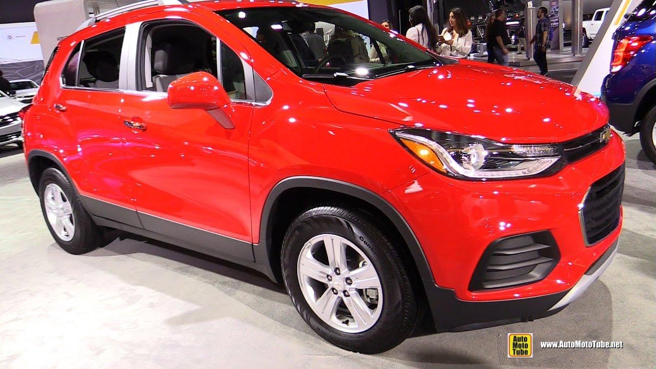 2017 Chevrolet Trax Lt Exterior And Interior Walkaround 2016 La Auto Show You