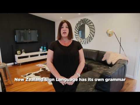 New Zealand Sign Language (NZSL) - Introduction