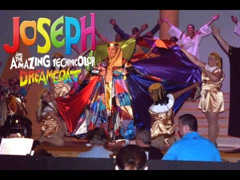 The Drama Group: Joseph And The Amazing Technicolor Dreamcoat