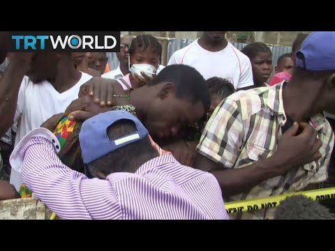 Sierra Leone Mudslide: Freetown morgue overwhelmed by disaster