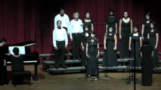 """""""A Christmas Portrait"""" by Moanalua High School Concert Choir @Winter Concert 2009"""