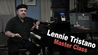Lennie Tristano Master Class with Dave Frank