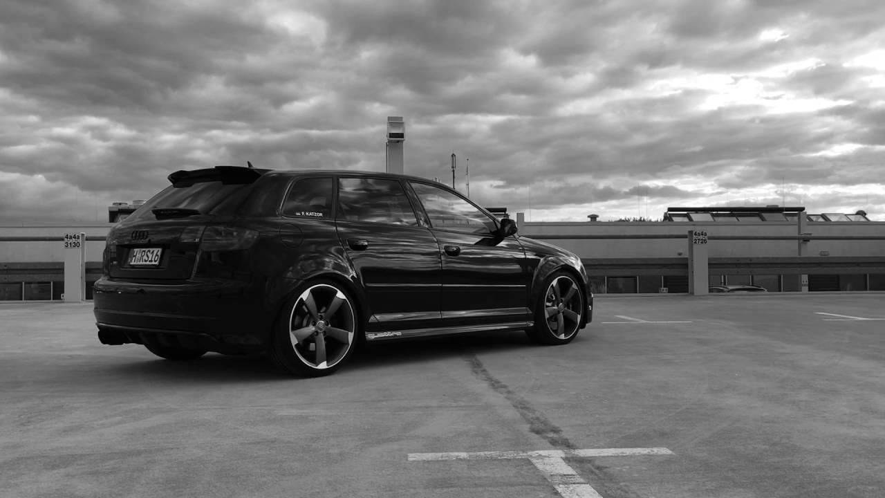 audi rs3 8p sportback milltek exhaust hannover official video youtube. Black Bedroom Furniture Sets. Home Design Ideas