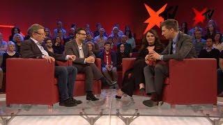 Türkei-Referendum: Wie wählen Deutschtürken? Der komplette Talk | stern TV (05.04.2017)