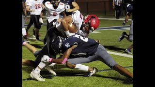 Clover Blue Eagles defeat Nation Ford Falcons 42-27 in varsity football