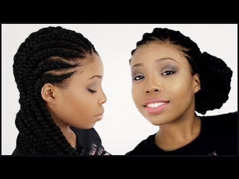 Ghana Braids Full DVD Tutorial