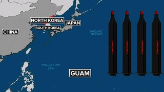 North Korea details Guam attack plan