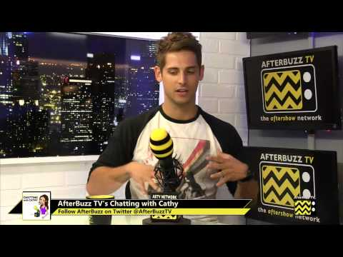 Jean-Luc Bilodeau Interview | AfterBuzz TV's Chatting with Cathy | June 5th, 2013