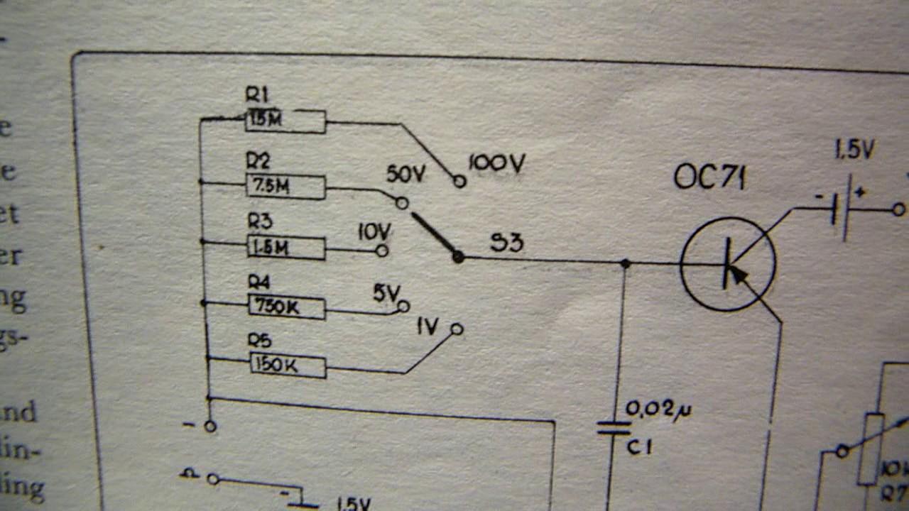 medium resolution of fet voltmeter circuit schematic diagram wiring diagram blog fet voltmeter circuit schematic diagram