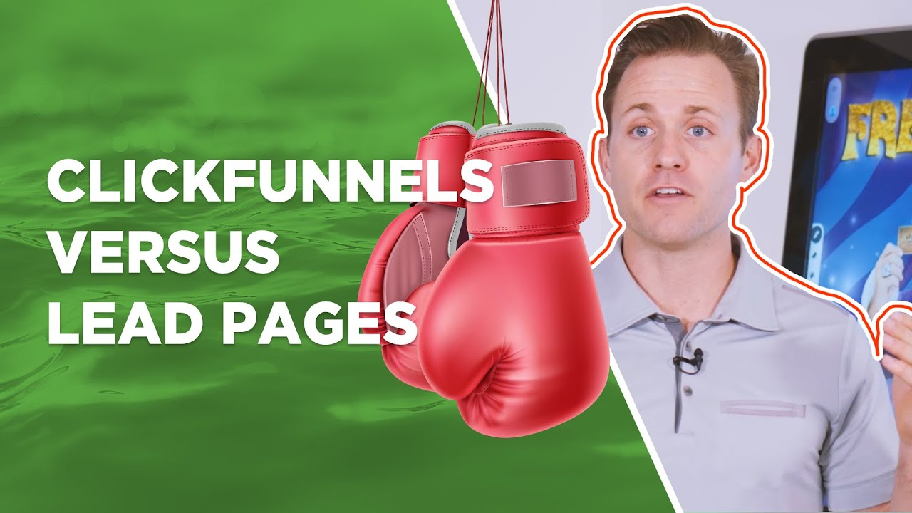 Click Funnels vs Lead Pages - Which Is Better?