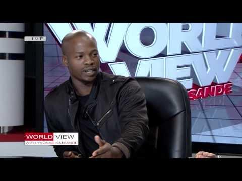 WORLDVIEW: with Ubuntu party's Michael Tellinger and youth activist Ntlalontle Ngcakaza