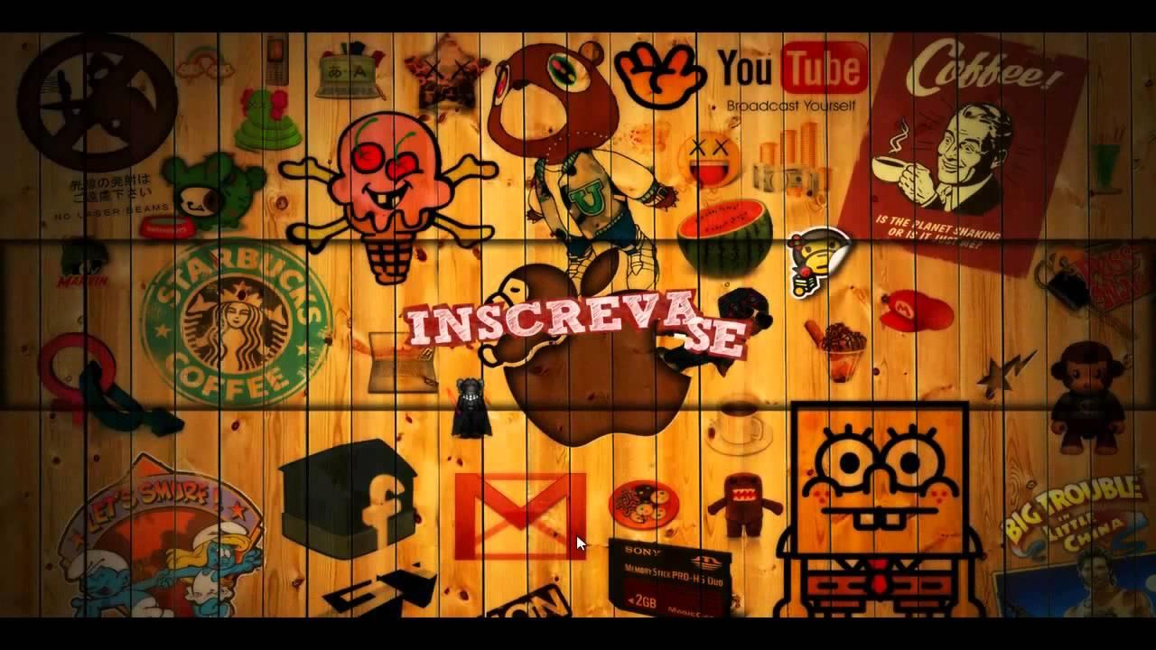 Capa De Youtube 2048x1152: Capas/banner Para Canal Do YouTube