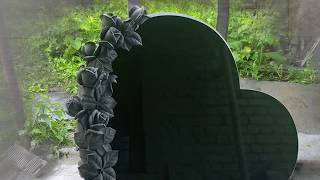 видео Памятники из гранита