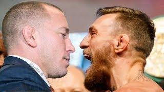 UFC 239: Conor McGregor versus George St Pierre Superfight!