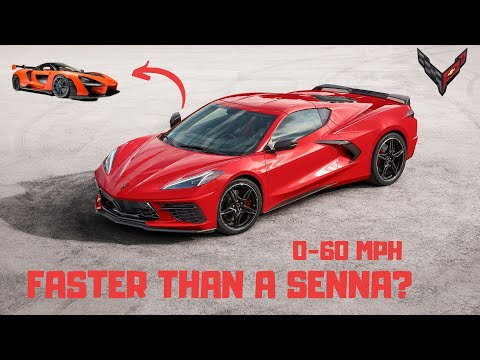 The 2020 Corvette C8 is FASTER Than These 7 Cars * Mid Engine Corvette*
