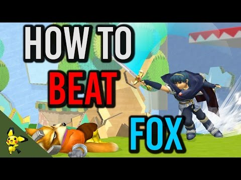 How to BEAT Fox - Super Smash Bros. Melee