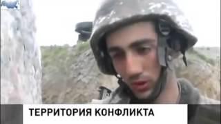 Новости сегодня 5 канал Нагорный Карабах(Сокрушительную и несоразмерную реакцию в случае азербайджанского удара по Степанакерту пообещало Баку..., 2016-04-05T08:59:42.000Z)