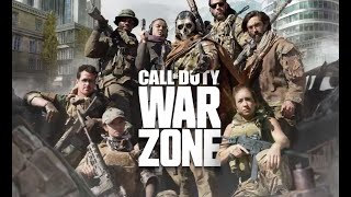 Call of Duty WARZONE PC Стрим …