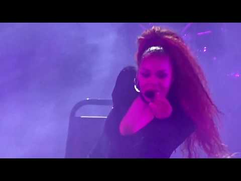 Janet Jackson - When I Think Of You / All For You - STATE OF THE WORLD TOUR - LAFAYETTE, LA 9/7/2017