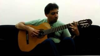 Marcelo S. M. interpreta o Hino Sossegai (CC 328 - HC 578) no violão - 2016