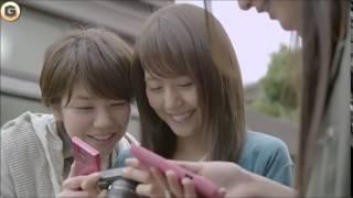 有村架純 CM 東芝 FlashAir フラッシュエアー「女子旅」編.