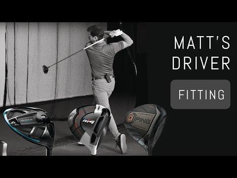 Matt's Driver Fitting | Live