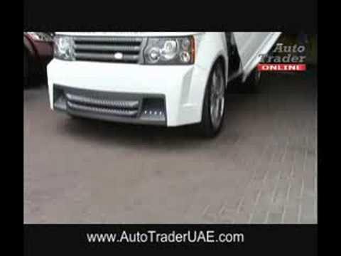 Auto Trader UAE - Range Stormer