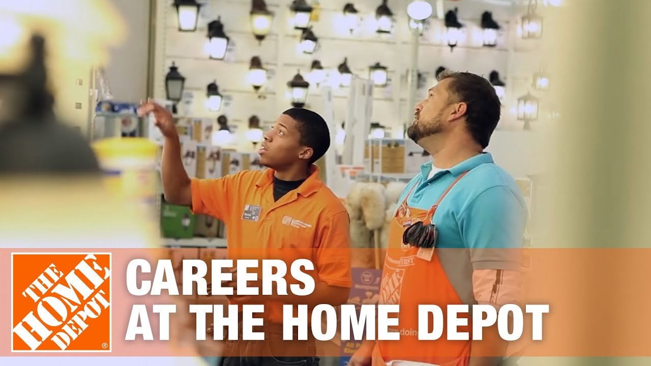 Careers At The Home Depot Met The Big Picture Youtube