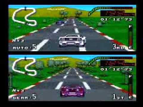 Top Gear SNES Gameplay Part. 1