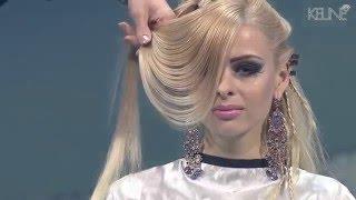 Шоу топ-стилиста компании KEUNE RUSSIA Георгия Кот в Швейцарии