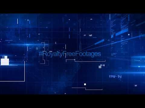technology based website background video | hi tech background effects | technology background loops