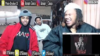 NBA Youngboy - Gangsta Fever (Reaction Video)