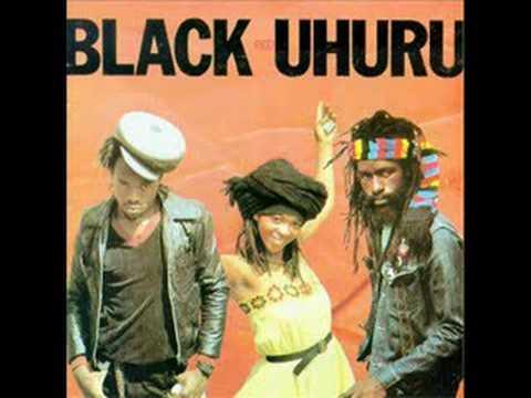 Black Uhuru--I and I (Anthem)