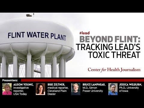 Webinar: Beyond Flint: Tracking Lead's Toxic Threat