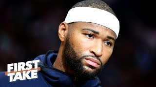 The Lakers might be better off without DeMarcus Cousins - Domonique Foxworth | First Take