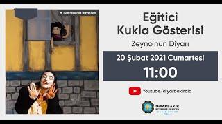 Eğitici Kukla Gösterisi - Zeyno'nun Diyarı 2. Bölüm